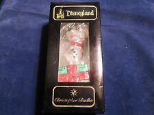 Christopher Radko Disney Lucky 101 Dalmatians Christmas Ornament LE MINT