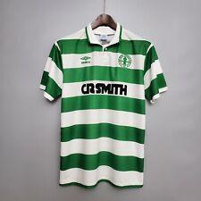 FC Celtic Home Retro Shirt 1987-89