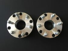 "4pc 5X114.3 TO 6X139.7 Conversion Wheel Adapters |14X1.5 Studs | 50mm 2"" Inch"