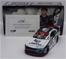 SIGNED 2017 WILLIAM BYRON #9 XFINITY CHAMPION LIBERTY UNIV. AUTOGRAPHED 1/24