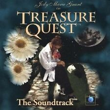 Treasure Quest - Jody Marie Gnant 2002 The Soundtrack CD