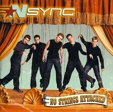 No Strings Attached by *NSYNC (CD, Mar-2000, BMG (distributor))