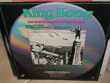 King Kong (1933) [NTSC/ANA] [I6003] Laserdisc