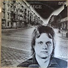 Amiga LP HOLGER BIEGE Wenn der Abend kommt 8 55 609 DDR 1978 Red Label