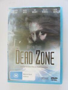 STEPHEN KING'S - THE DEAD ZONE -  REGION 4 DVD
