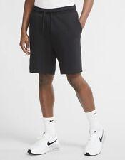 Nike Sportswear Tech Polar Hombre Pantalones Cortos 'Negro' - CJ4284 010