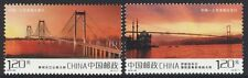 China 2012-29 Taizhou Bridge and Bosporus Bridge MNH