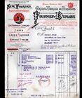 "SAINT-AMAND-MONTROND (18) DISTILLERIE / LIQUEUR IMPERATOR ""FOURNIER-DEMARS"" 1946"