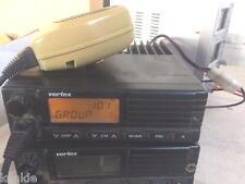 Vertex FTL-1011 Yaesu VHF FM Transceiver Radio w/ microphone POWERS ON