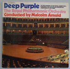 LP Deep Purple The Royal Philharmonic Orchestra by M.Arnold Vinyl Schallplatte