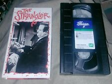 The Strangler VHS Horror Slasher