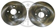 2 DISQUE FREIN ARRIERE OPEL COMBO Tour 1.3 CDTI 16V 69 CH 10.2004-