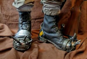 Cosplay Larp Stiefel Postapokalypse Borderlands Fallout Metro Wasteland Prop