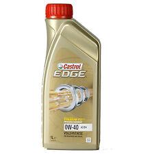 Castrol EDGE Titanium FST 0W-40 A3/B4 1 litro