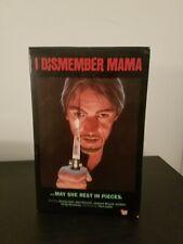 I Dismember Mama--BETA Betamax--Video Gems--Big Box--HORROR