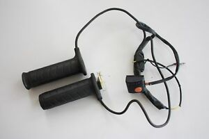 2012 HONDA NC 700D INTEGRA HEATED HANDLEBAR GRIP SET