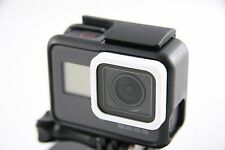 GoPro HERO 5 - Ring Color Frame Protector Cover Zubehör Individual WHITE