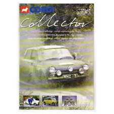 Corgi Collector Magazine November/December 1994 MBox03 Corgi captures Mr. Bean