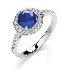 Unbranded Sapphire Natural Not Enhanced Fine Rings