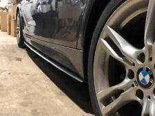 Performance Minigonne Laterali Lame Per M Sport BMW F30/F31 ABS Lucido