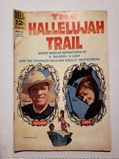The Hallelujah Trail Comic 1965- Movie Western Dell Comics VG+