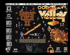 Amiga 1200 32 Go 3.1AGA Carte SD seulement.Wdload 18.5+Games/Demos/Music/Utills