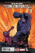 Clone Conspiracy: Omega #1A, NM 9.4, 1st Print, 2017, Spider-Man