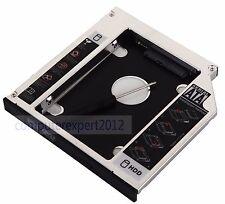 """2nd 2.5"""" SATA Hard Drive HDD SSD Caddy For Acer Aspire V3-551G V3-571G V3-772G"""