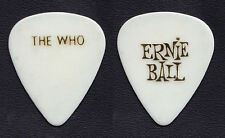 The Who Pete Townshend White Ernie Ball Guitar Pick - 2004 Tour