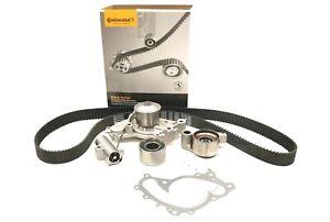 NEW Continental Timing Belt Kit w/ Water Pump CK257LK2 fits Toyota 3.0 3.3 01-10