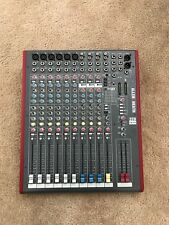 Allen & Heath ZED-12FX Mixer