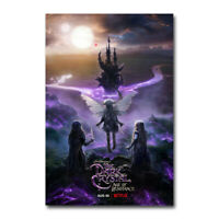 The Dark Crystal Age of Resistance TV Series Silk Canvas Poster Print 24x36 inch