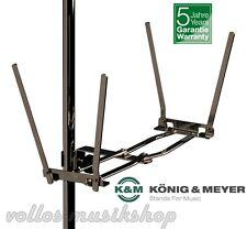 Notenablage anklemmbar an Notenpult K&M 131 schwarz König & Meyer