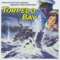 Carlo Rustichelli - Torpedo Bay [CD]