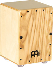 More details for meinl mini cajon box drum - a better gift idea - the perfect decoration for your