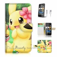 Pokémon Mobile Phone Wallet Cases for HTC