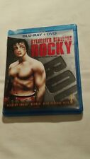 Rocky ( Blu-ray / DVD, 2010, 2-Disc Set, Canadian)  Sylvester Stallone