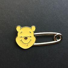 HKDL - Pooh & Piglet Safety Pin set - Pooh Only - Disney Pin 113096