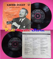 LP 45 7''XAVIER CUGAT AND ORCHESTRA Mambo no.8 mambo ay ay Anything no cd mc*dvd