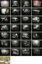Super-Normal 8mm Film-Privatfilm von 1959-Urlaubsfahrt mit Bogward/Opel-Tirol Mö