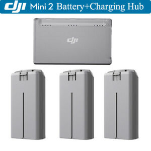 DJI Mini 2 Two-Way Charging Hub Mavic Drone Charger + DJI Mini 2 Drone Battery