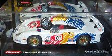 CARRERA EXCLUSIVE 1/24 Scale SLOT CAR PORSCHE GT1 ROHR Motorsport '97 Daytona
