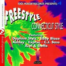 Idol Maker Records Presents Freestyle Connecticut (2013, CD NEUF) CD-R