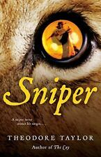 Sniper: By Taylor, Theodore