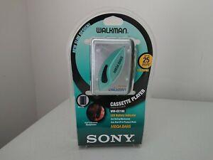 Sony WM-EX190 Portable  Walkman FM/AM Cassette Player NEW