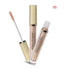 Long Lasting Moisturizer Liquid Cosmetic Lipstick Waterproof Shimmer Gloss 5#