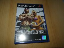 PS2 OUTLAW VOLLEYBALL UK PAL , NUOVO & SONY SIGILLATO in fabbrica