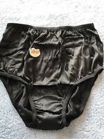 Vintage Soen 100% Nylon Hipster Brief Panties Large 7 NWT