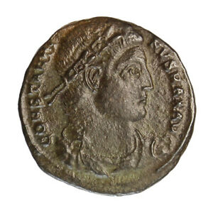 Ancient Roman Authentic Antique Coin 1600 Years Old - Constantine the Great