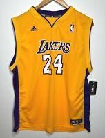Adidas KOBE BRYANT #24 Los Angeles LA Lakers Jersey XL